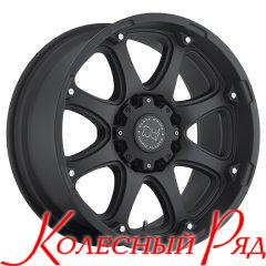 GLAMIS Matt Black